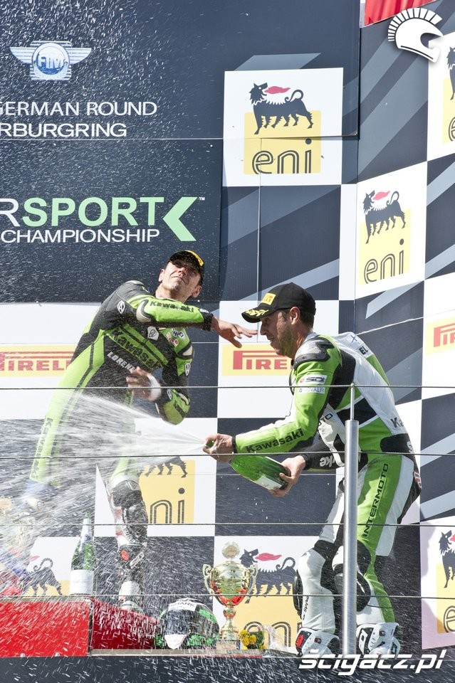 eksplozja szampanu