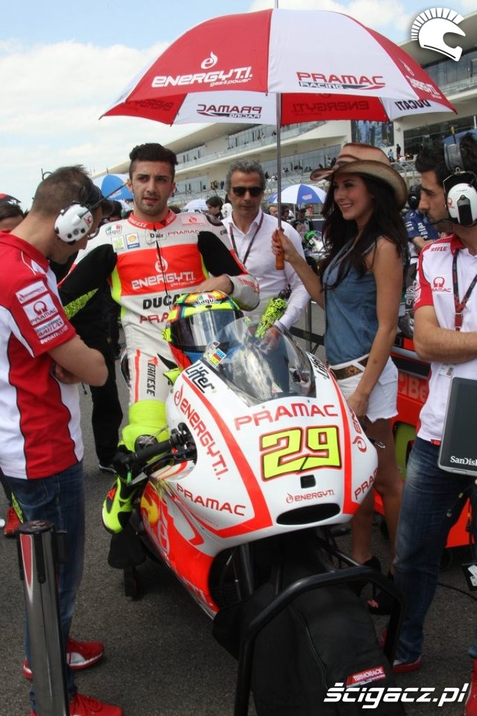 Iannone Grand Prix of Americas Austin USA 2013
