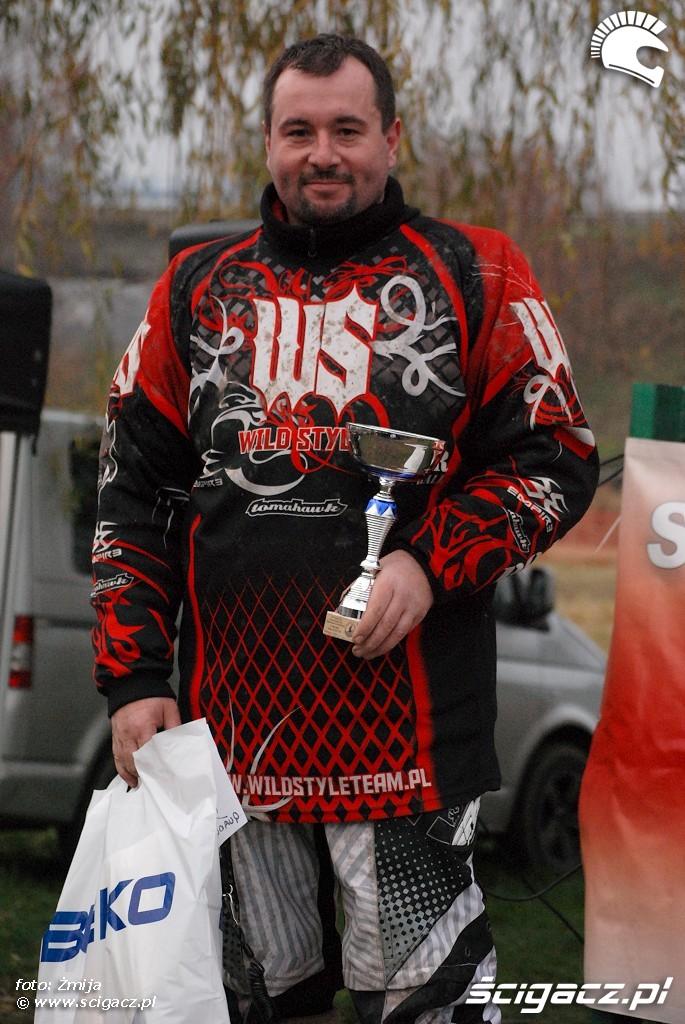 podium Maksymilian Kowalski quady 4k