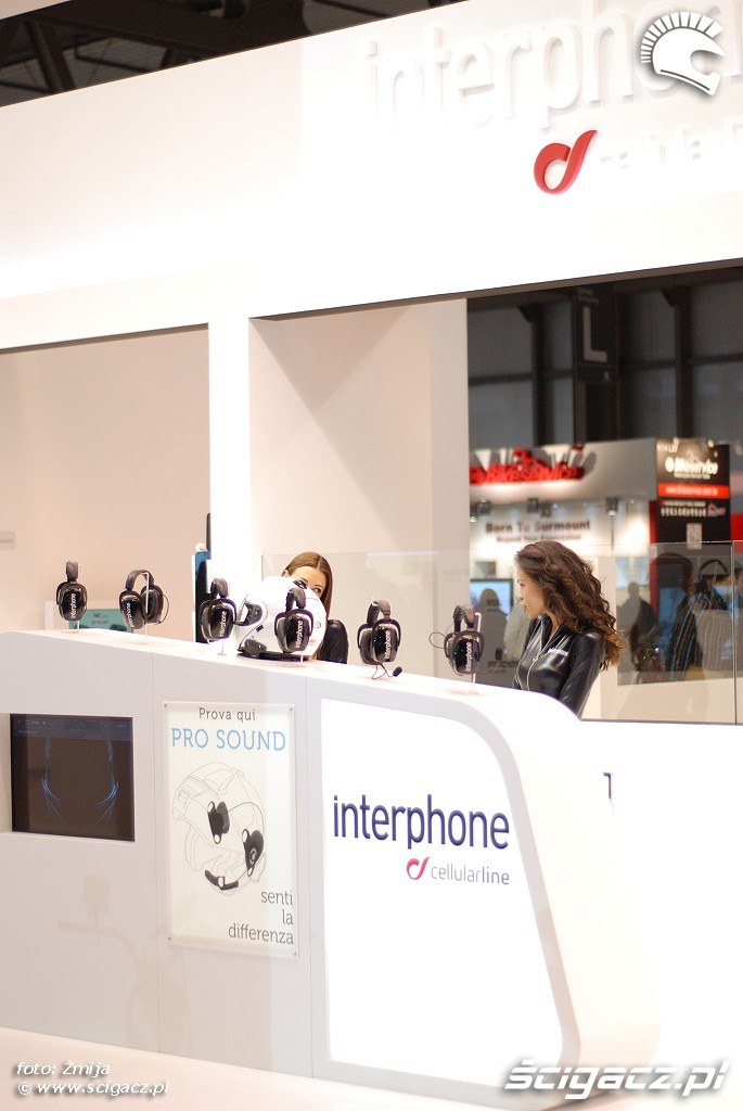 interphone eicma 2014