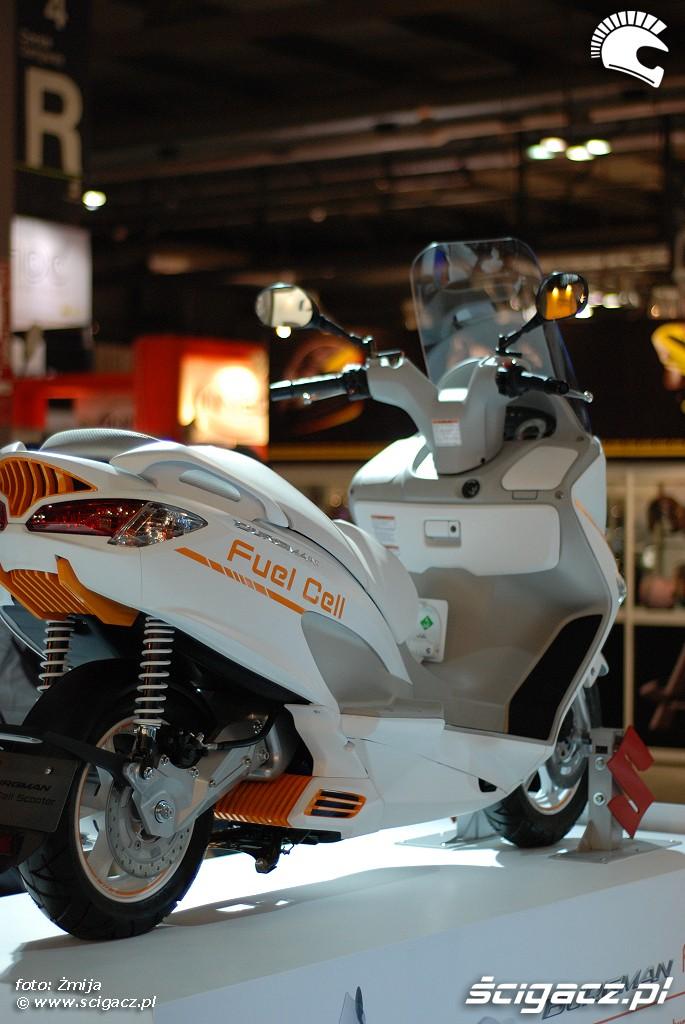 skuter na ogniwa eicma 2014