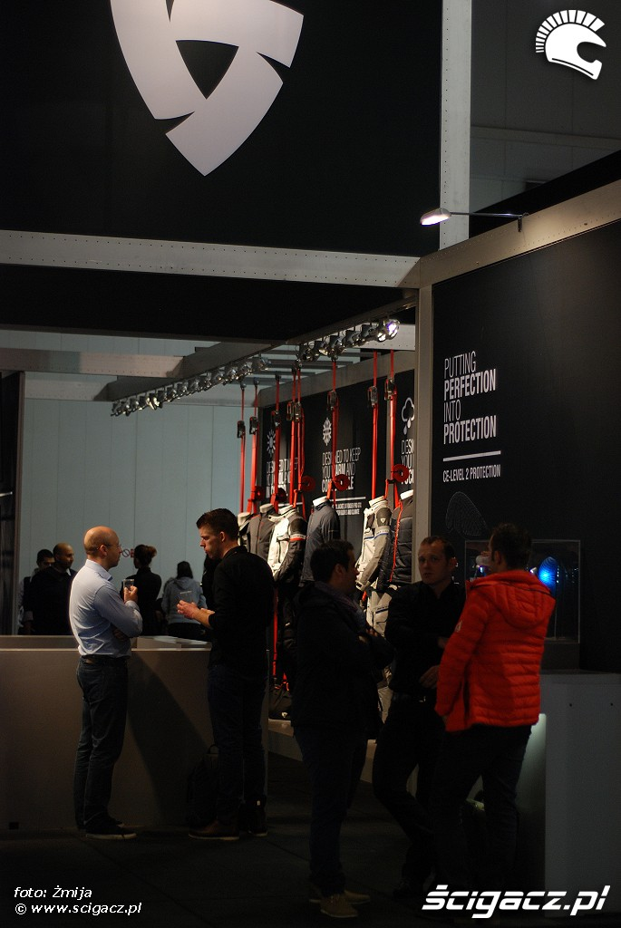 wystawca eicma 2014
