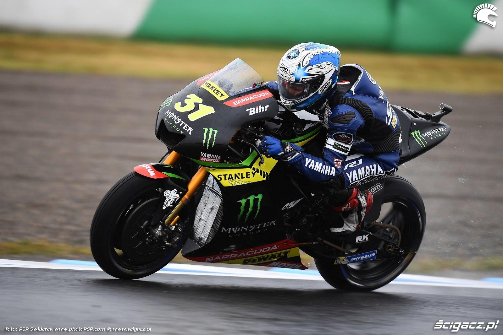 MotoGP Motegi Monster Tech3 Yamaha 31 Kohta Nozane 4