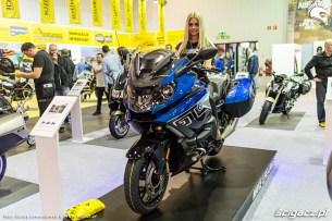 Moto Expo 2017 hostessa bmw