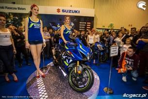Wystawa motocykli i skuterow Moto Expo 2017 Nowy Gixxer