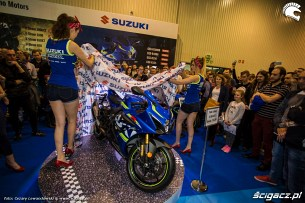 Wystawa motocykli i skuterow Moto Expo 2017 The King Is Back