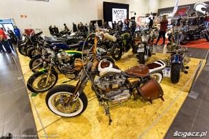 Wystawa motocykli i skuterow Moto Expo 2017 custom