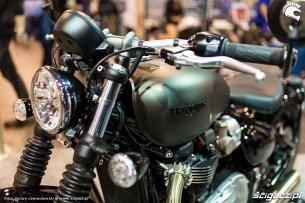Wystawa motocykli i skuterow Moto Expo 2017 triumph