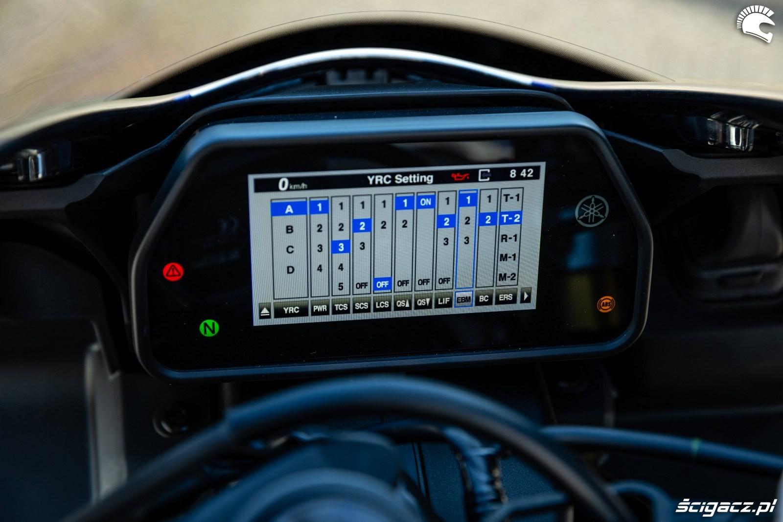 Yamaha R1 M 2020 detale 17