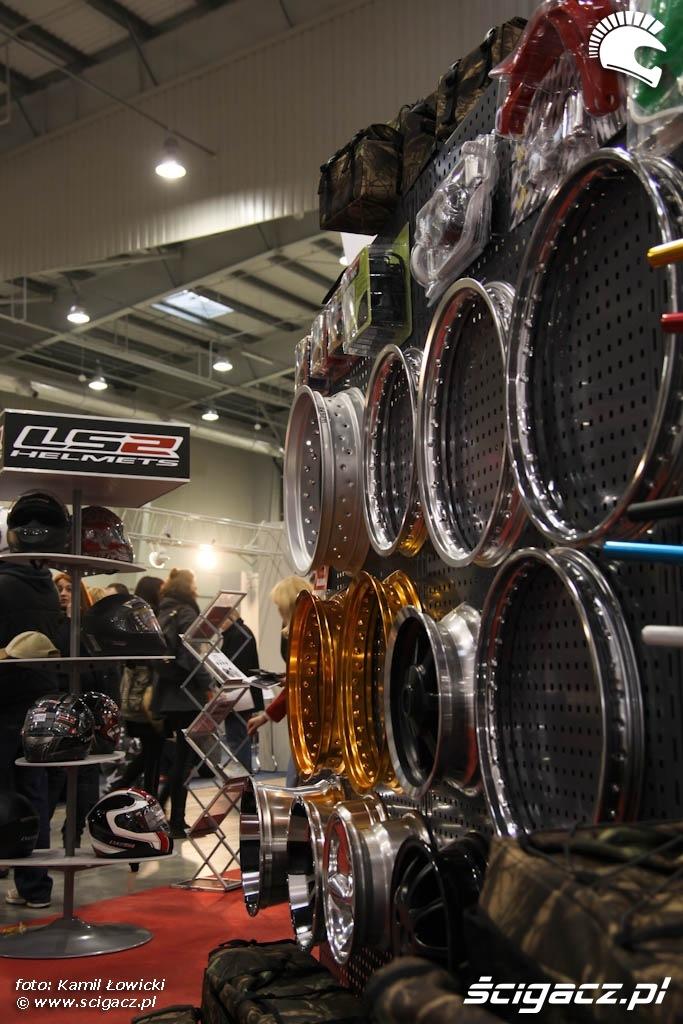 obrecze custom Targi Motocyklowe Warszawa 2011 - III OWMiS