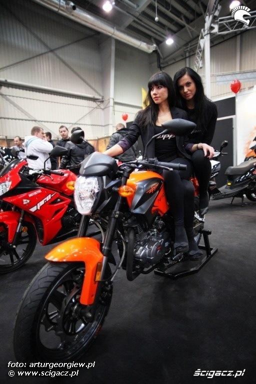 zipp Targi Motocyklowe w Warszawie - III Ogolnopolska Wystawa Motocykli i Skuterow 2011
