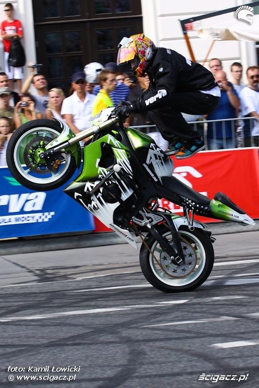 Adrian Pasek Verva Street Racing Warszawa