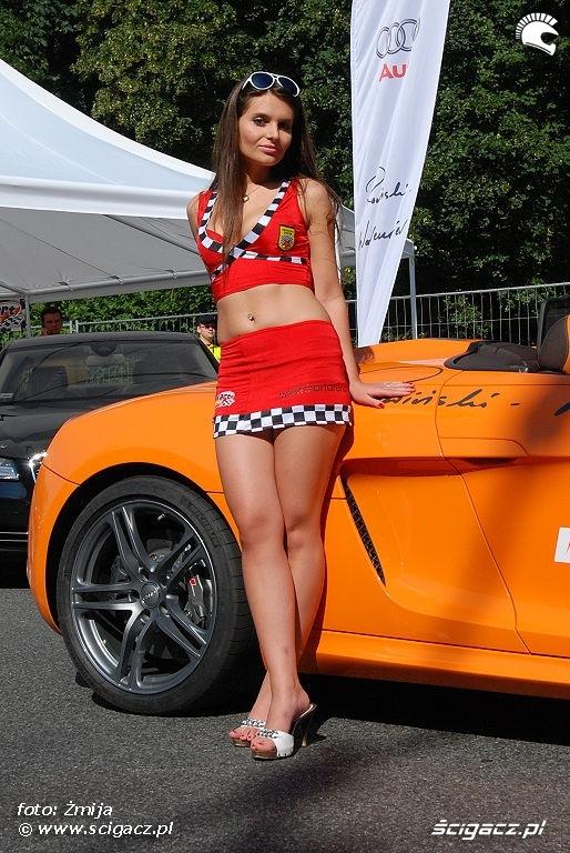 Hostessa Audi Rowinski Wajdemajer