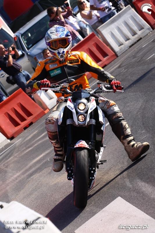 Klaus Verva Street Racing Warszawa
