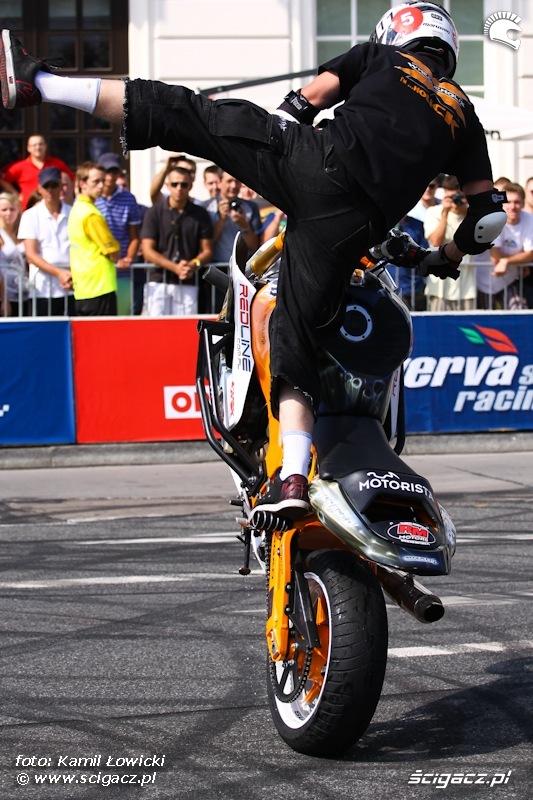 Na Gumie Verva Street Racing Warszawa