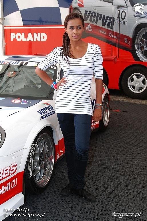 Ola Szwed na Verva Street Racing