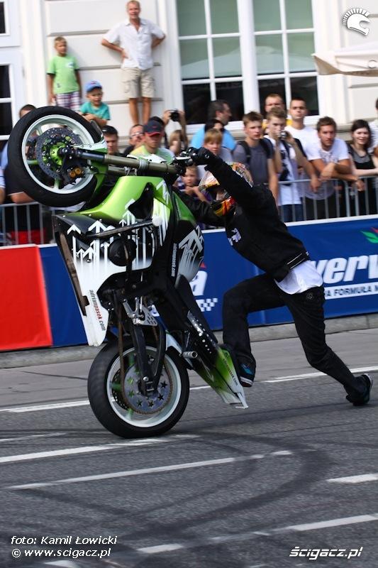 Pasio Verva Street Racing Warszawa