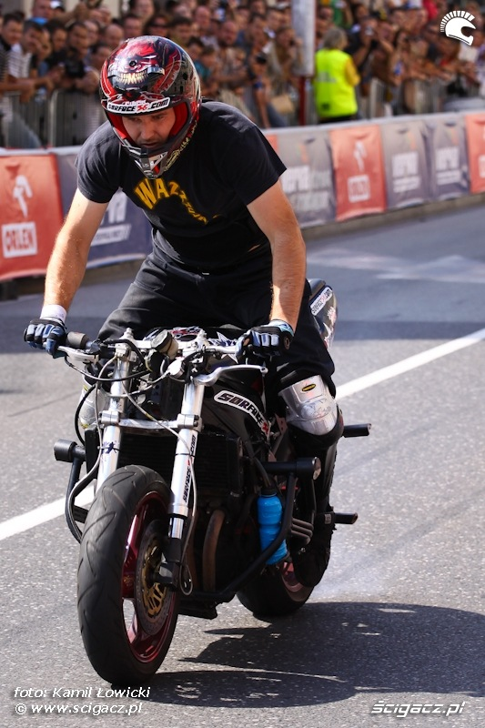 Stunt Verva Street Racing