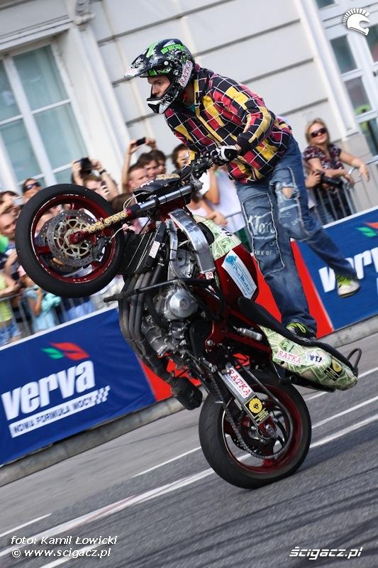 Verva Street Racing CBR600F