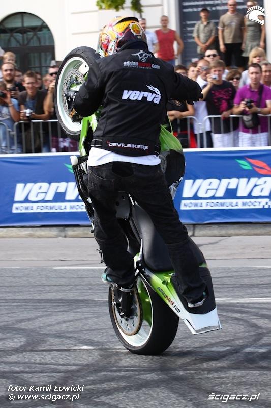 Verva Street Racing Warszawa Adrian Pasek