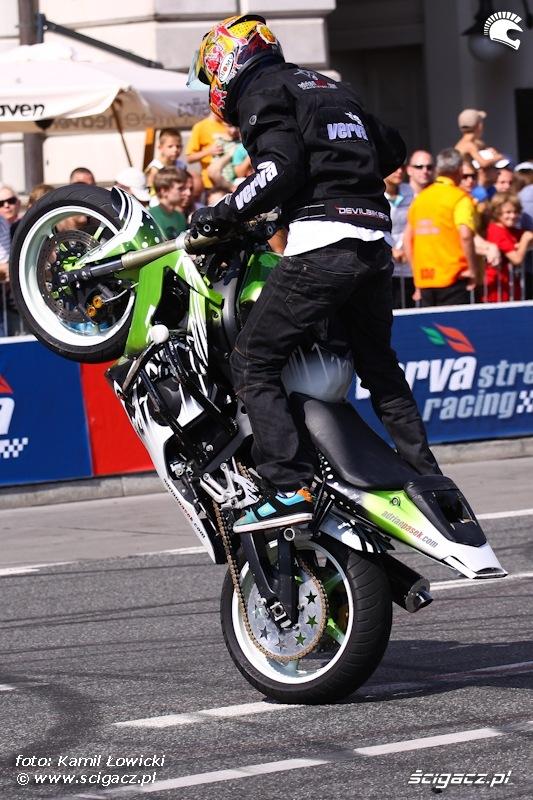 Verva Street Racing Warszawa Pasek guma