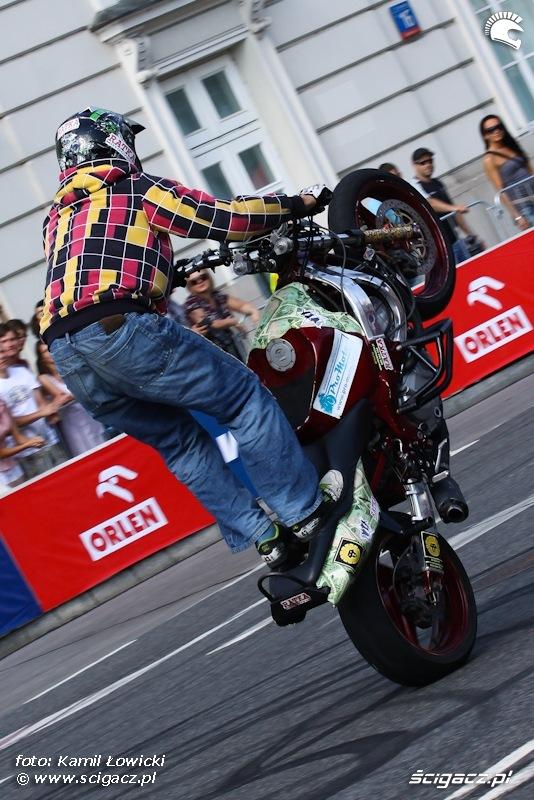 Wheelie Verva Street Racing