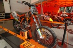 KTM Tony Cairoli bike