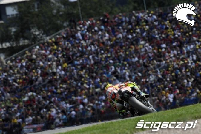 widownia MotoGP