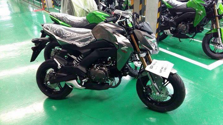 Kawasaki-Z125 19218 1