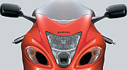 Suzuki Hayabusa model 2008 red painting front view.jpg