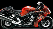 new hayabusa model 2008 xrayed