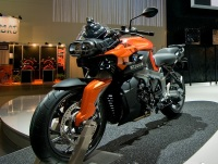 bmw k1300r orange
