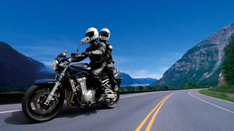 چک لیست سفر جاده ای موتور سیکلت