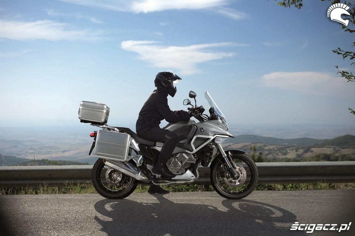 Honda VFR 1200 максимальная скорость #11