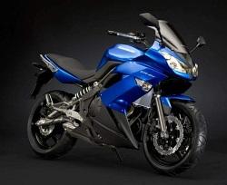 Kawasaki er6 2009 2