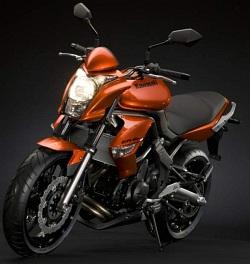 Kawasaki er6 2009 7