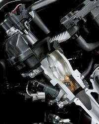 2009 Kawasaki ZX600R wtrysk paliwa