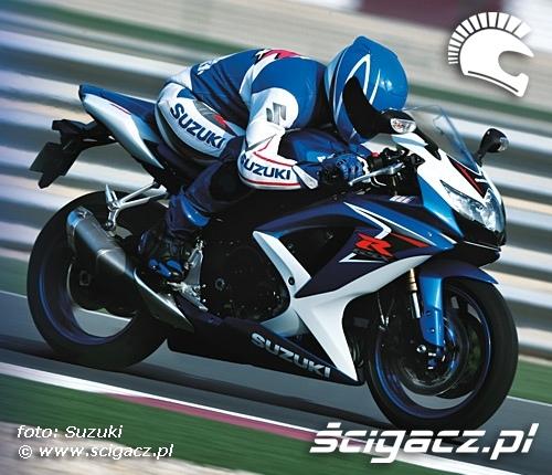 Suzuki GSX r 600 k8 #10