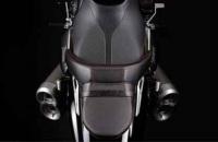V-Max 2009 siedzenie