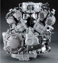 V-Max silnik