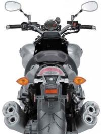 Yamaha V-Max 2009 tyl