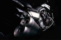 Yamaha V-Max 2009 wydech
