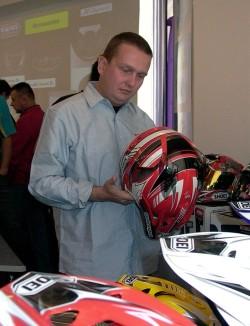 16 Jacek Ociepko Motocykl nowe modele Shoei