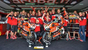 Aragon Aruba Ducati Corse World Superbike Team  m