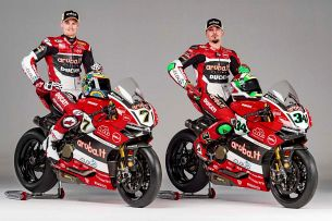 Aruba Ducati Corse World Superbike Team  m
