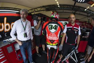 Dalligna Aruba Ducati Corse World Superbike Team  m