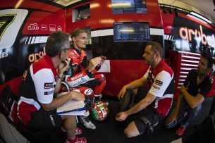 Praca Aruba Ducati Corse World Superbike Team  m