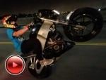 Buell XB12S na kole