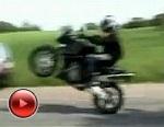 KTM 990 Super Duke na kole