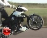 KTM Duke 690 stunt